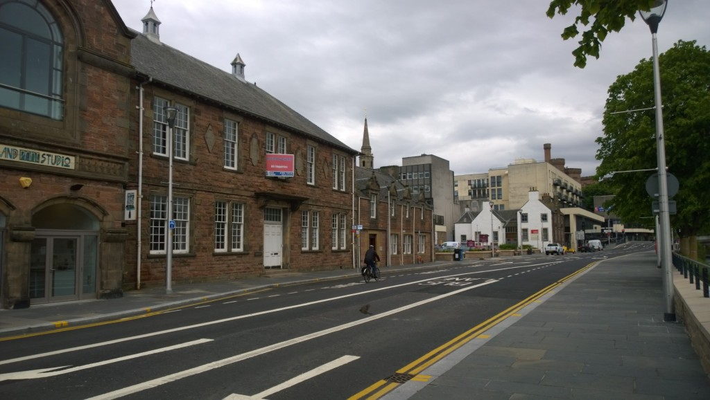 Dr Black Memorial Hall, Inverness