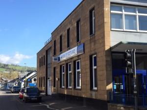 BOS Building, Tulloch Street, Dingwall